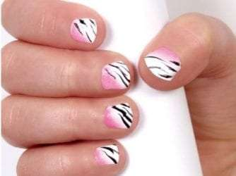 50 Fancy Nail Art Designs To Try At Home (With Illustrations)